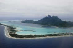Bora Bora   The Most Famous Tropical Island