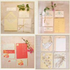 The Art of Letter-Writing by blogger who loves snail mail and calls it one of her favorite pastimes ~ a woman after my own heart!  <3