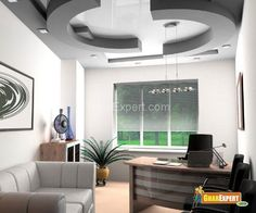 Office false ceiling design collection