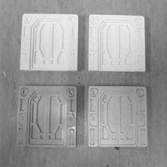 FGSULDORv - Plain Sulaco Doors