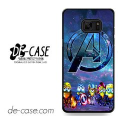 The Avengers Minion DEAL-10655 Samsung Phonecase Cover For Samsung Galaxy Note 7