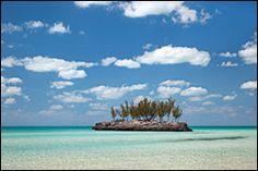 Gaulding Cay Island