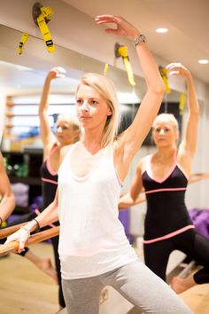 The Grace gym - designed to deliver the very best results for women's health, fitness and wellbeing. #wellness #wellbeing #health #women #womensclub #gracebelgravia #luxury #fitness #womensfitness #fit #workout #gym #barworkout #ballet