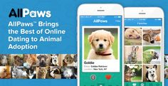 From pooches to alpacas, the AllPaws database is accessible online or through its highly rated iPhone app ➔ http://www.datingadvice.com/online-dating/allpaws-brings-best-of-online-dating-to-pet-adoption