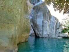 Göynük Canyon, Kemer, Antalya, Turkey
