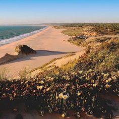 Praia do Meco, Sesimbra. Portugal