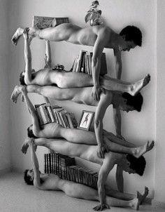 The Shelf Made Man