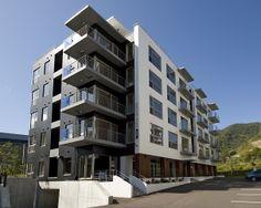 Residential Complex Architecture Modern Building Exterior Facade Buildings Inium Apartment Design