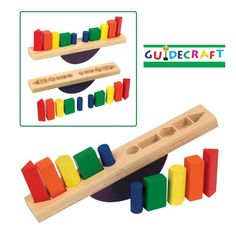 $17 Guidecraft See Saw Sorter