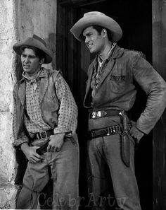 L.Q.Jones and Clint  - Ben Geudens RT