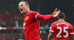 Rooney og Valencia.