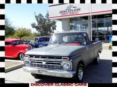 1965 Ford F-100 For Sale