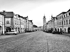 Litomyšl square Castle, Street View, Architecture, Arquitetura, Castles, Architecture Design