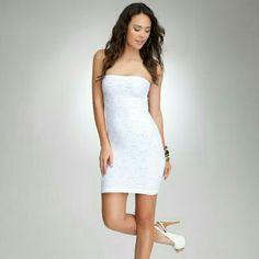 Volcom Strapless Mini Dress