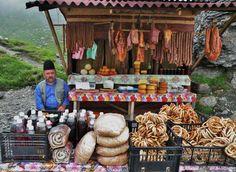 Traditional Romanian food shack - Imgur