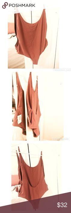 Brand new Mystique bodysuit, nude color! Brand new Mystique bodysuit, nude color! Mystique Boutique NYC Tops Tank Tops