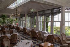 Restaurant at the Vieux Manoir, Murten, #Switzerland
