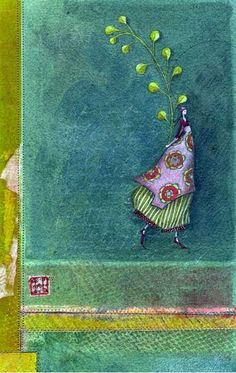 In green ~ Gaelle Boissonard