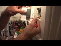 DIY how to Install a Dimmer Switch. КАК УСТАНОВИТЬ ДИМЕР своими руками. - YouTube