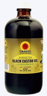 Jamaican Black Castor Oil is a natural substance which has been used for decades now and has been scientifically-proven to promote hair growth and help when it comes to the maintenance of strong, shiny and healthy hair.