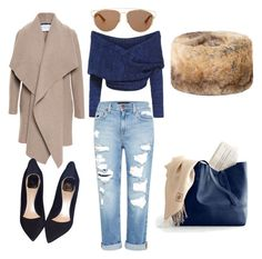 Untitled #1 by jazmensr-1 on Polyvore featuring polyvore, fashion, style, Harris Wharf London, Genetic Denim, Christian Dior and DUBARRY