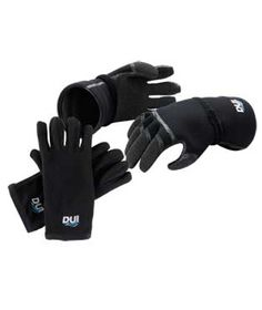 DUI Zip Gloves Compressed Boating & Water Sport Apparel Sporting Goods - http://xtremepurchase.com/ScubaStore/dui-zip-gloves-compressed-573015066/