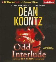 New arrival: Odd Interlude by Dean Koontz