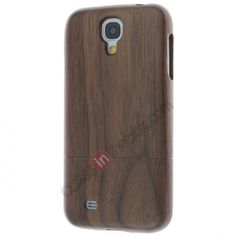 Natural Black Walnut Wood Hand-Carved Case Wooden Cover For Samsung Galaxy S4/i9500 US$17.98
