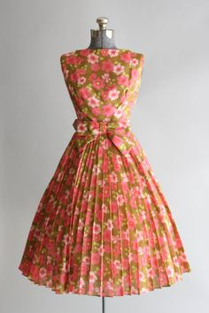 Vintage 1950s Dress / Suzy Perette / by TuesdayRoseVintage