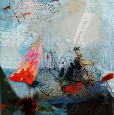 "Saatchi Online Artist Anait Abramian; Collage, ""Just the way It Is."" #art"