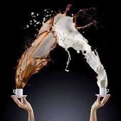 coffee ad | Amazing Photo Manipulation Art To Blow Your Mind Away