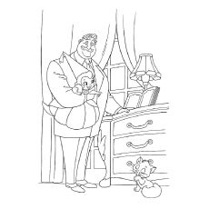 "Princess And The Frog Coloring Pages Eli ""Big Daddy"" La Bouff"