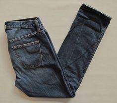 J.Crew Jeans 26 Vintage Straight Broken in Boyfriend Slouchy Denim Ontario 2014 #JCrew #Boyfriend