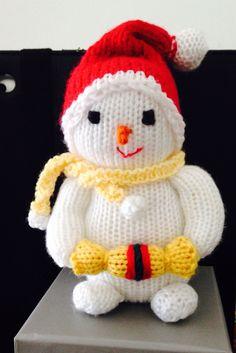 Snowman #1 prototype