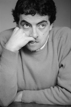 Rowan Atkinson (Photo by Andrew Catlin)