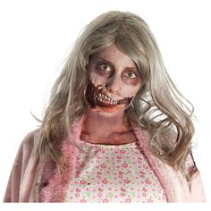The Walking Dead - Little Girl Mouth Latex Prosthetics (Adult) from BuyCostumes.com #TWD