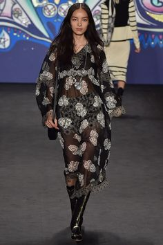 Anna Sui Spring 2015 Ready-to-Wear - Collection - Gallery Style.com