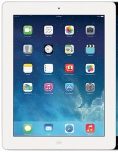iPad with Retina Display 16GB Wi-Fi - White