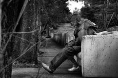 """""""Na rua moro"""" Por Diogo Ribeiro"""