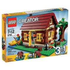 LEGO Creator - Log Cabin (5766)