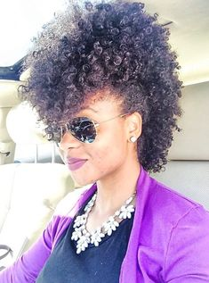 {Grow Lust Worthy Hair FASTER Naturally}>>> www.HairTriggerr.com <<< Curl Popping Fro Hawk!