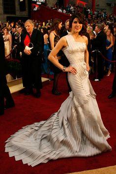 Marisa Tomei 2009 Versace