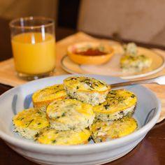 Quinoa Egg Cups: The perfect, portable and plentiful make-ahead breakfast