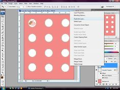 Eccentric Designs by: Latisha Horton: How to Make Cupcake Toppers [ Tutorial - Template Included ]