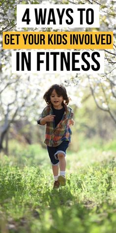 4 Ways To Get Your Kids Involved In Fitness - Teach your children to stay active by using these 4 ways to get your kids involved in fitness. They will be exercising without even realizing it! Our Kids, My Children, Physical Activities For Kids, Kids Health, Health Tips, American Ninja Warrior, How To Teach Kids, Four Year Old, Stay Active