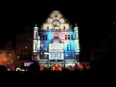 Intel 3D Ultrabook 2012 Projection Mapping Tour