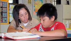 Study: Kids' Math Anxiety Reduced When Learning With Tutors   MindShift   KQED News