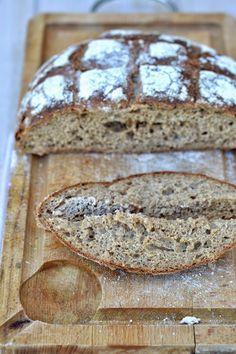 Pain de seigle comme chez votre artisan boulanger ! (phase 1 GP)