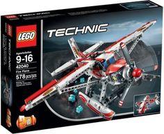CreativePlay.co.za | LEGO Technic 42040 Fire Plane