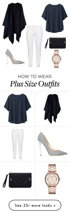 """""""Cool Outfit"""" by purplehoneybeefashion on Polyvore featuring mode, Acne Studios, Uniqlo, Steilmann, Marc by Marc Jacobs et Jimmy Choo"""